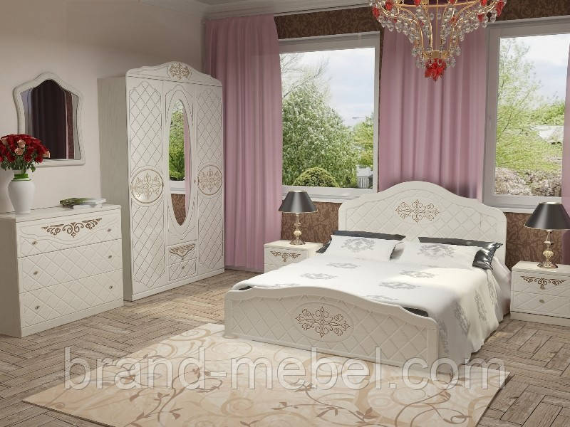 Спальня Лючия WAM 6916