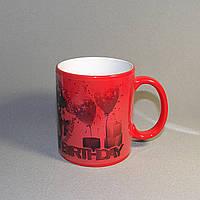 Магическая чашка с фото