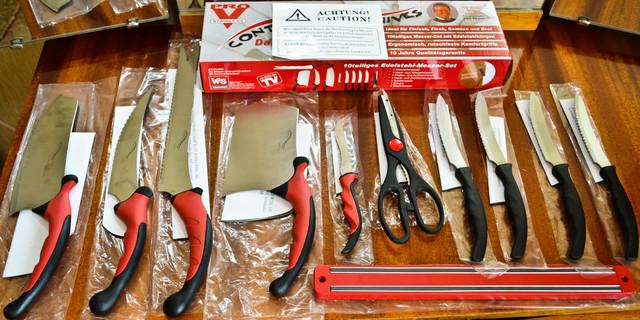 Набор ножей Контур Про(Contour Pro) + магнитная рейка