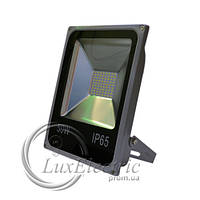 Прожектор светодиодный LED 50W SMD Slim теплый\холодный