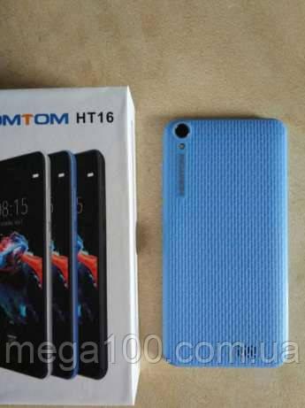 "Смартфон Homtom HT16 синий  (""5, памяти 1 ГБ RAM 8 ГБ ROM Android 6.0, 3000 мАч)"