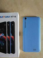 "Смартфон Homtom HT16 синий  (""5, памяти 1 ГБ RAM 8 ГБ ROM Android 6.0, 3000 мАч), фото 1"
