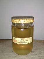 Мед натуральний з Білої Акації 0,27л ОРА АГРО-ЕКО