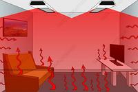 ИК излучение — длинные, средние и короткие волны
