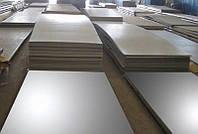 Лист нержавеющий AISI 304 0,4 (1,0х2,0) BA листы нж нержавеющая сталь нержавейка цена купить пищевой