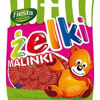 Желейные конфеты Zelki (Малинки желейки) 80 г. Польша