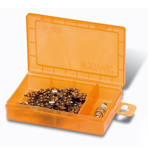 Коробка STIHL для хранения цепи и свечи
