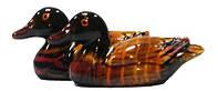 Статуэтка утки мандаринки дерево 60х30х20