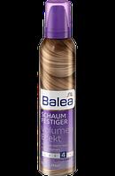 Пена для укладки волос  Balea Schaumfestiger Volume Effekt -Объем