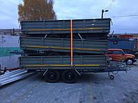 Прицеп из кузова грузового автомобиля 3,5м х 2,2.