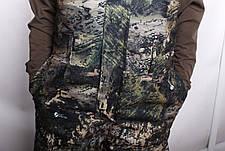 "Зимний костюм для охоты ""Vulkan"" Лесной пиксель, фото 2"
