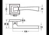 Ручка MVM Tia Z-1257 AB, фото 2