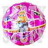 Фольгированный  шарик Летачки, розовый 44 см