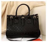 Женская сумка осень-зима 2013 черная