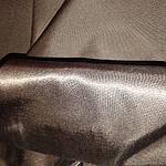 Плащевка шоколад антик с метализированной нитью шир 150 см , фото 2