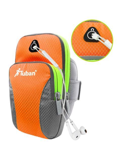 dad6ad310428 Спортивная сумка на руку для смартфона Tuban Outdoor Orange: продажа ...