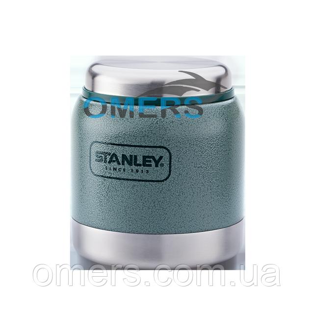 Термобанка для еды Stanley 0,29 л зеленая