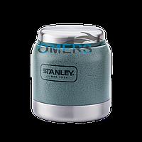 Термобанка для еды Stanley 0,29 л зеленая , фото 1