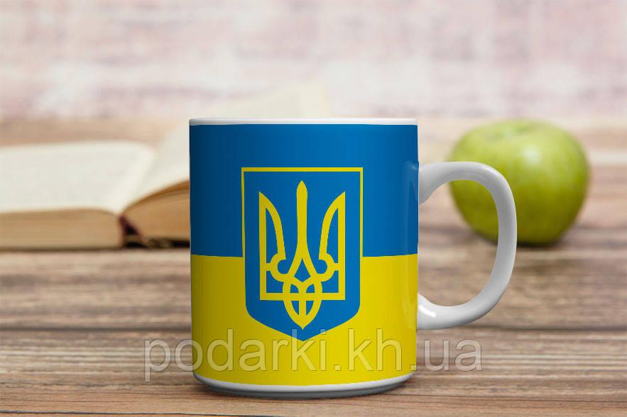 Кружка Незалежна Україна