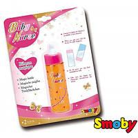 Магическая бутылочка для кормления куклы Baby Nurse Smoby 220306S