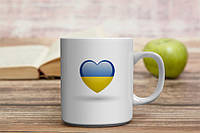 Кружка З  любовью до України