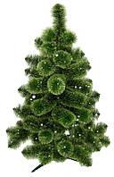 Искусственная елка 1,3 метра (сосна) распушенная