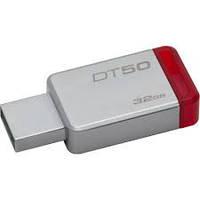 USB 3.0 флешка Kingston DT 50 32GB metal ( DT50/32GB )