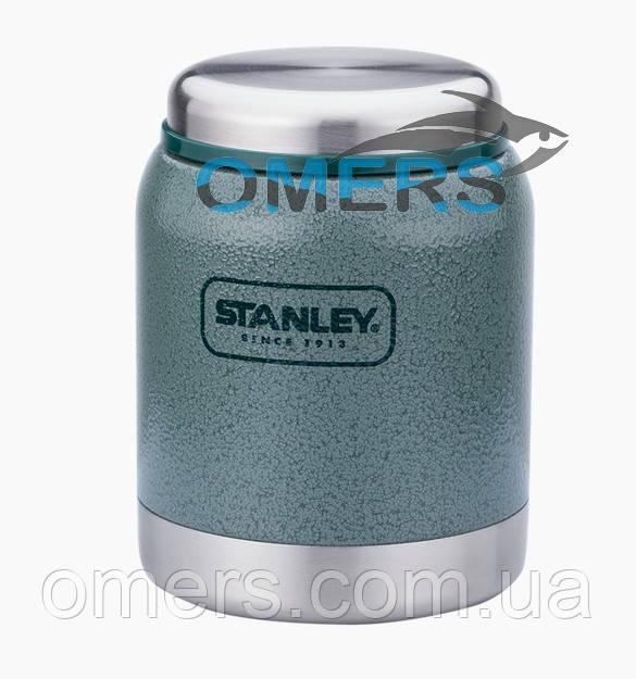 Термобанка для еды Stanley 0,41 л зеленая