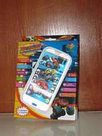 Интерактивный развивающий детский телефон планшет Вспыш