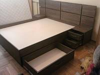 """Двух спальная кровать """" Монако """""""