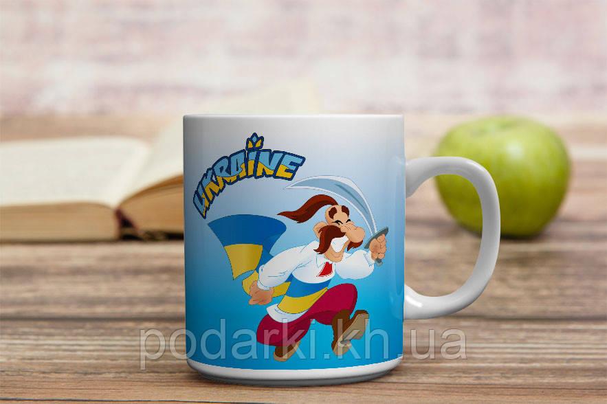 Чашка Український Козак