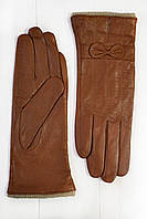 Цветные кожаные перчатки Маленькие