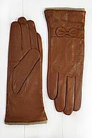 Цветные кожаные перчатки Большие, фото 1