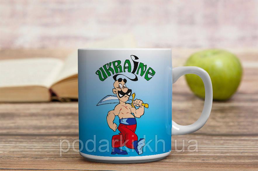 Чашка смілива Україна