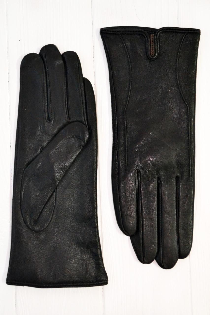 Женские кожаные перчатки Shust gloves Маленькие 5139s1