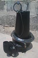 Насос фекальный с измельчителем  WQK 30-10-2,2