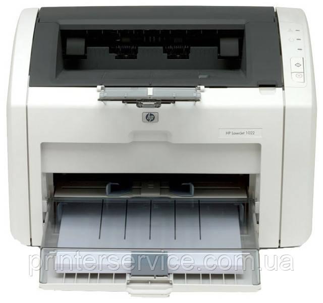 Бу HP LaserJet 1022, лазерный принтер формата А4