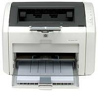 Бу HP LaserJet 1022, лазерный принтер формата А4, фото 1