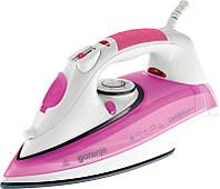 Паровой утюг Gorenje SIH2200PC (SG-5058) 2200 Вт автоотключение розовый