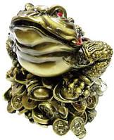 Статуэтка жаба 140х140х140