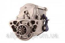 Стартер реставрированный на Ford Fiesta 1,4-1,6TDCI /1,4кВт z12 зубов/