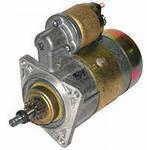 Стартер реставрированный на Fiat Doblo, F500 1,3Mjet /1,3кВт z9/, фото 2