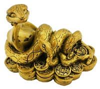 Статуэтка две змеи 100х70х50