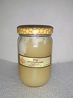 Мед натуральний різнотрав'я 0,27л ОРА АГРО-ЕКО, фото 1