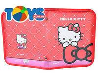 Папка объемная на молнии, В5 Hello Kitty, HK13-203-1К