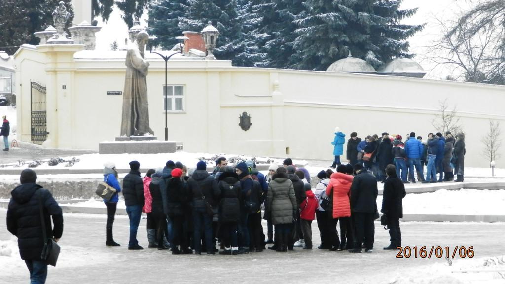 Тур Рождество во Львове.