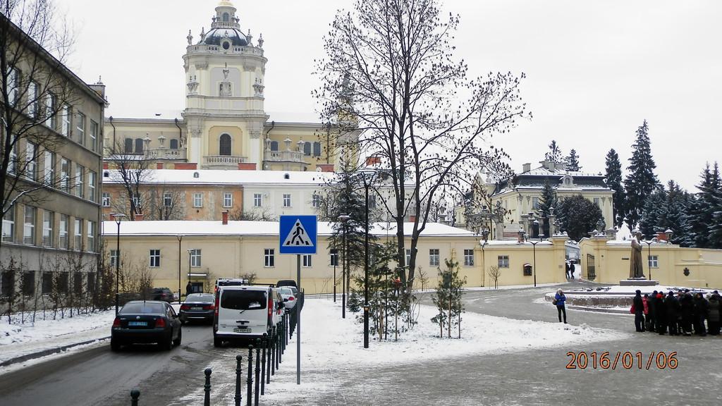 Тур Рождество во Львове. 3