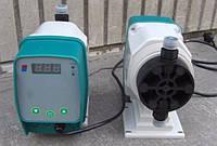 Мембранный электромагнитный насос-дозатор от 2 до 50 л/час