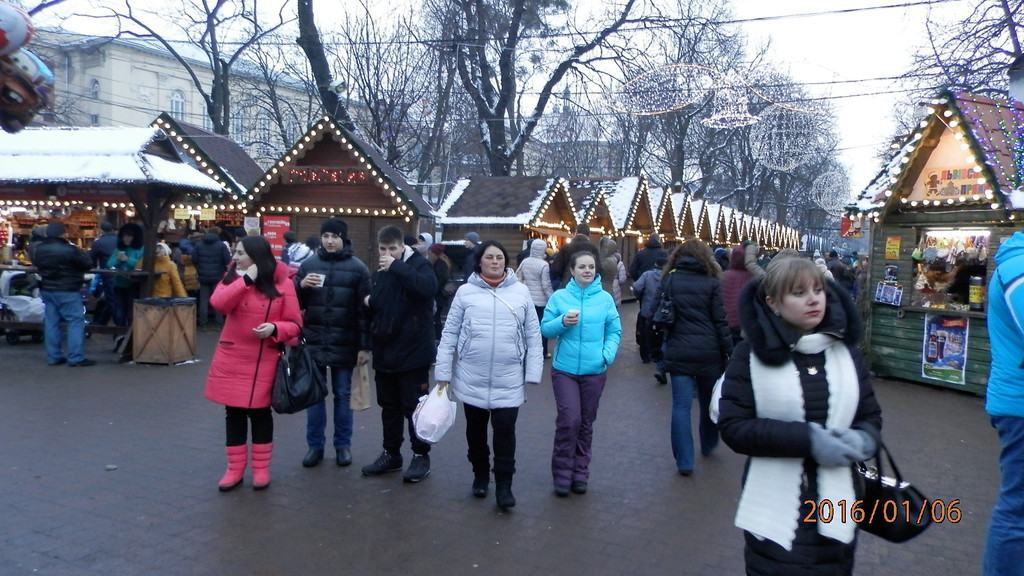 Тур Рождество во Львове. 20