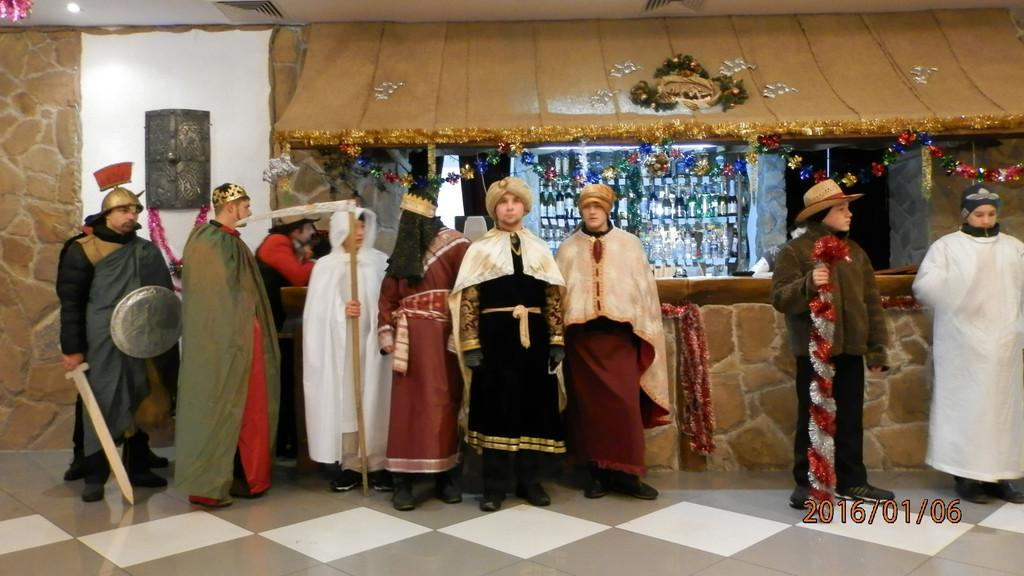 Тур Рождество во Львове. 22